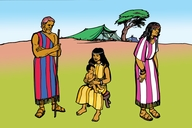Picture 17: Ishmael Is Born