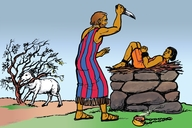 Picture 20. Abraham's Sacrifice