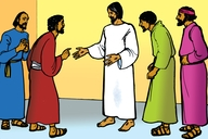 Picture 24. Jesus is Alive! ▪ Jesus hold my hands