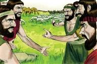 Genesis 13:1-13; song