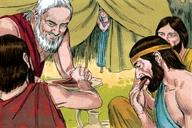 Genesis 18:1-15