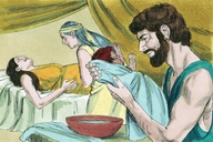 Genesis 25:19-25