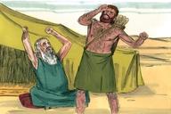 Genesis 27:30-45