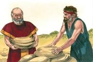 Genesis 31:43-55