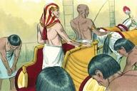Genesis 41:37-57