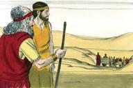 Genesis 42:1-5