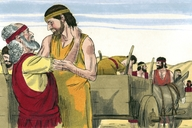 Genesis 43:1-14
