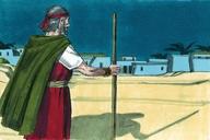 Exodus 9:17 & 10:21-27