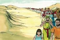 Exodus 14:1-4