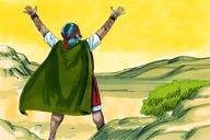 Exodus 17:8-13