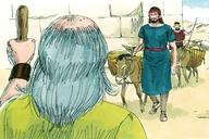 1 Samuel 9:1-3, 15-16