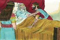 1 Kings 2:10-12