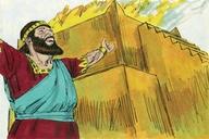 1 Kings 8:22-23, 27-30, 41-43