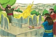 1 Kings 16:30-33