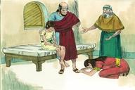 2 Kings 4:42-44