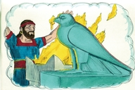 2 Kings 21:19-24