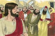 Matthew 9:27-31