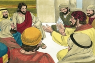 132. The Parable of the 10 Virgins, Matthew 25:1-13