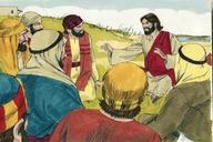 //ah #i#i e!ah /eci ko /xoa (133. Do Not Be Anxious, Matthew 6:25-34)