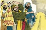 Saun Marcos 1:21 (Mark 1:21)