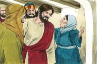 Saun Marcos 7:24 (Mark 7:24)