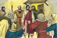 Saun Marcos 3:7 (Mark 3:7)