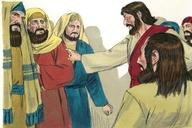 Saun Marcos 7:31 (Mark 7:31)