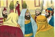 Saun Marcos 7:1 (Saya Mau Ikut Yesus ▪ Mark 7:1)