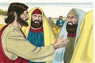 Saun Marcos 7:14 (Mark 7:14)