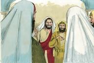 Saun Marcos 3:1 (Mark 3:1)