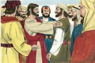 Saun Marcos 3:13 (Mark 3:13)