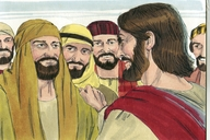 Saun Marcos 3:31 (Mark 3:31)