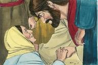 Saun Marcos 5:21 (Mark 5:21)