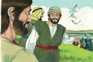 Saun Marcos 6:53 (Mark 6:53)