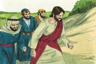 Saun Marcos 11:20 (Mark 11:20)