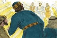 Saun Marcos 9:2 (Mark 9:2)