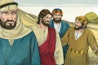 Saun Marcos 9:38 (Mark 9:38)