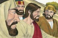 Saun Marcos 9:42 (Mark 9:42)