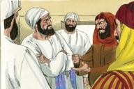 Saun Marcos 11:27 (Mark 11:27)