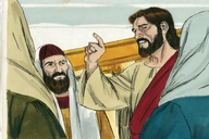 Saun Marcos 12:1 (Saya Mau Ikut Yesus ▪ Mark 12:1)