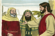 Saun Marcos 12:28 (Mark 12:28)