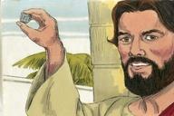 Saun Marcos 12:13 (Mark 12:13)