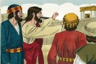 Saun Marcos 13:14 (Mark 13:14)