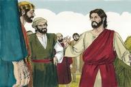 Saun Marcos 13:24 (Mark 13:24)