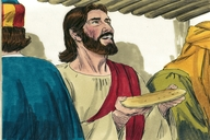 Saun Marcos 14:12 (Mark 14:12)