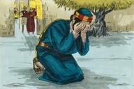Saun Marcos 14:66 (Mark 14:66)