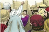 Saun Marcos 15:6 (Mark 15:6)