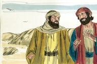 Saun Marcos 16:12 (Mark 16:12)