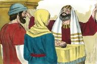 Luke 2:20-35 Simeon
