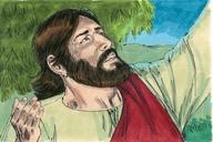Luke 4:42-44 Jesus Teaching